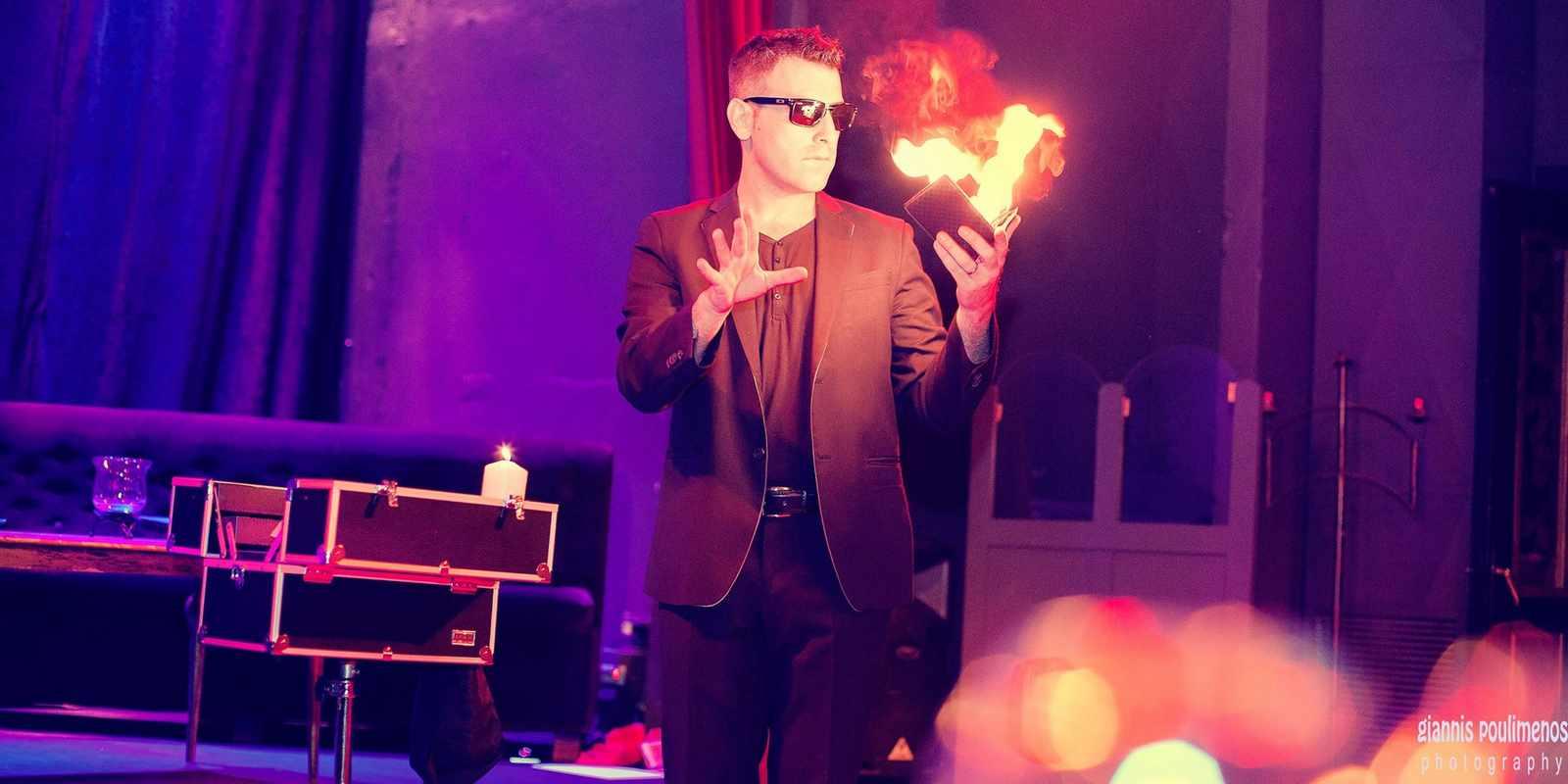 Magician - Illusionist Tristan
